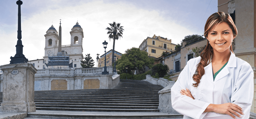 House Calls Doctor in Rome